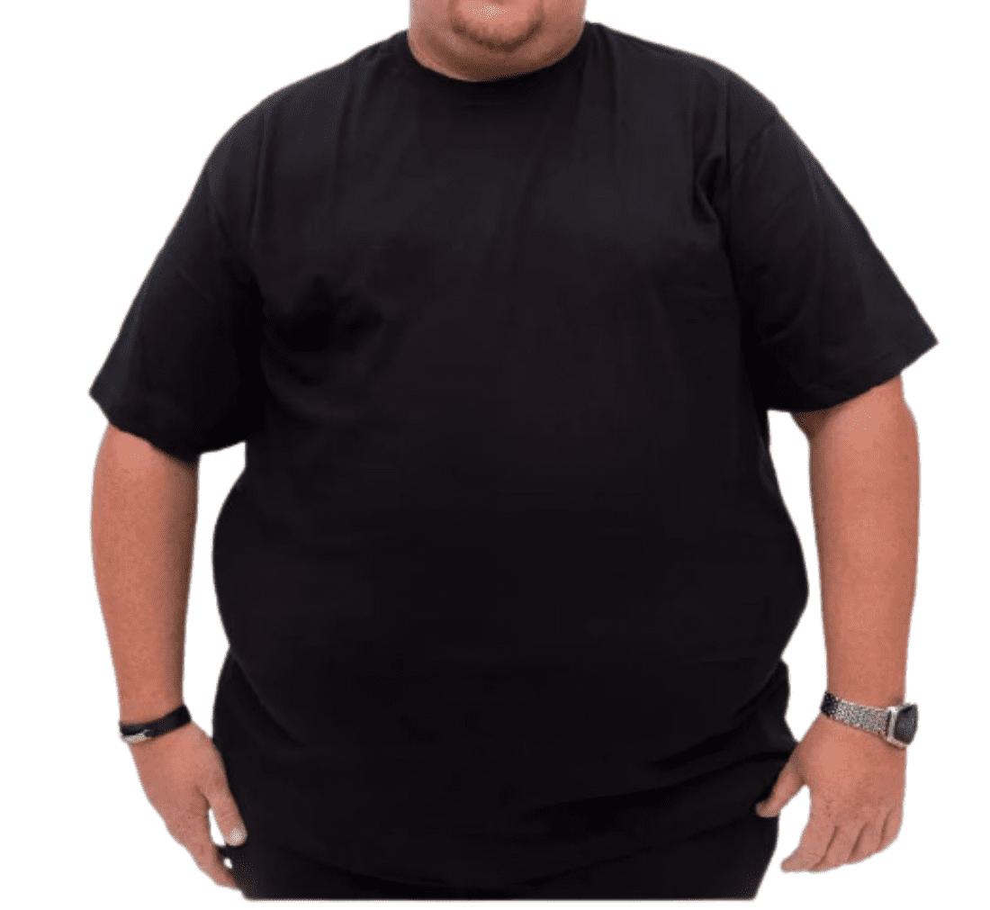 Kit 4 Camisa masculina Plus Size Extra Grande Tamanho Especial