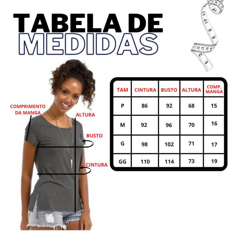 Kit 5 T shirt Blusinha Longline Academia Atacado Cores