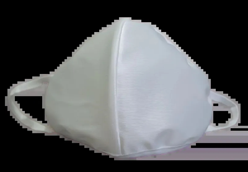 kit 6 Máscara Anti Covid-19 Ions Prata