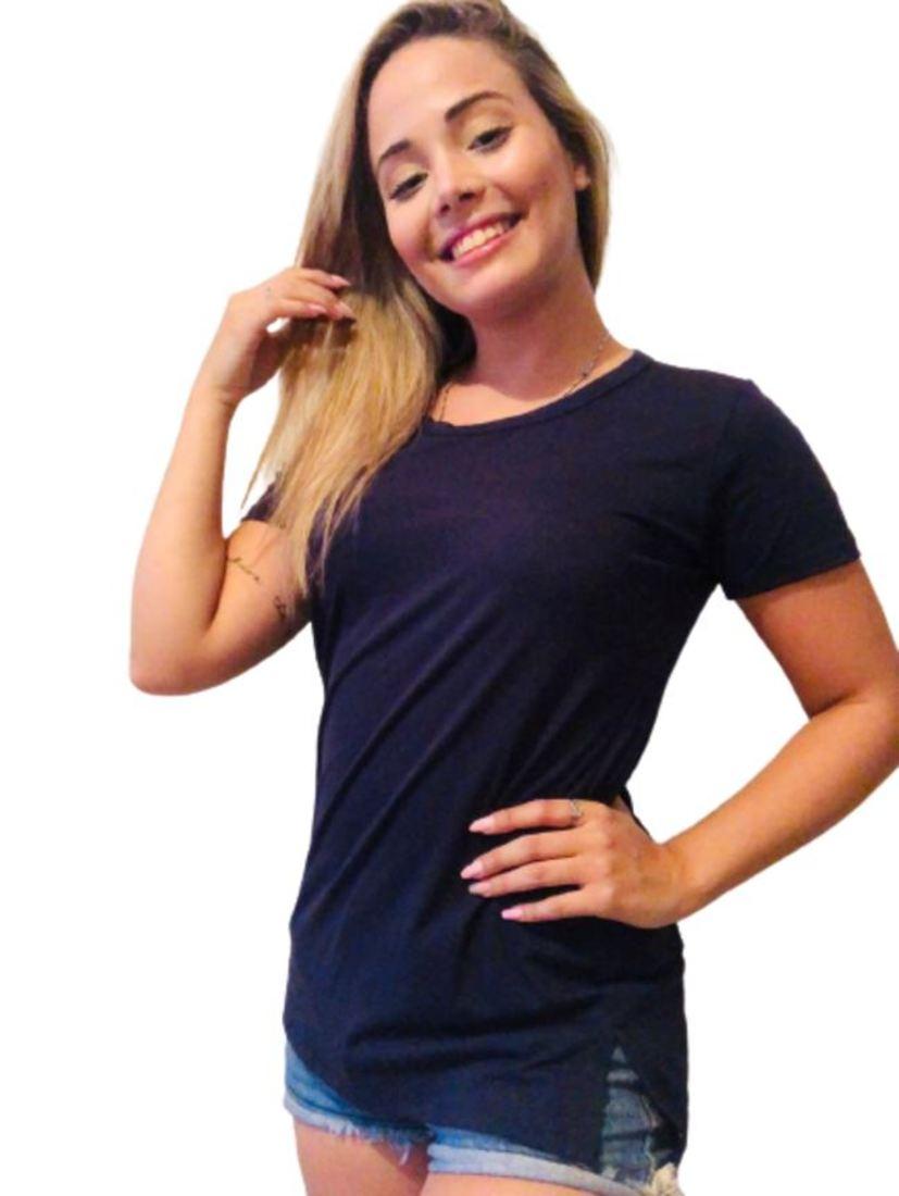 Kit 7 T Shirt Academia 4 T Shirt + 3 Max Long
