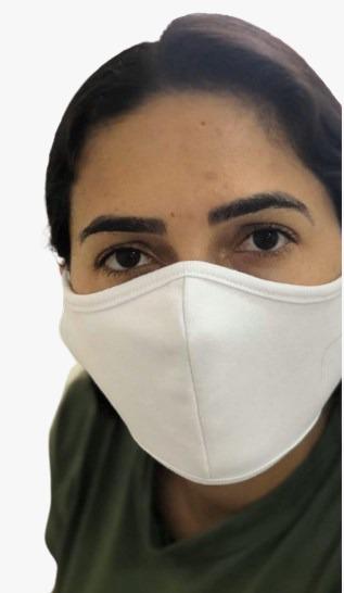 Máscara Ninja