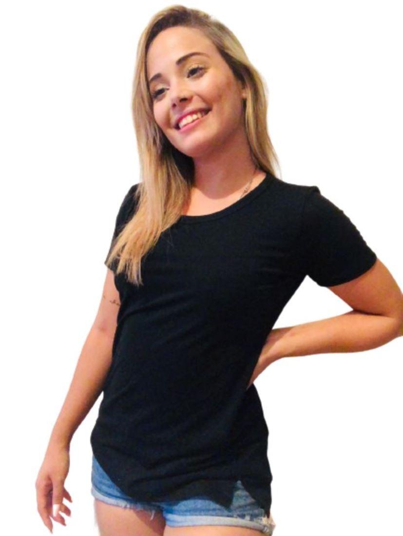 Presente Combo Dia das Mães Duas T shirt Femininas