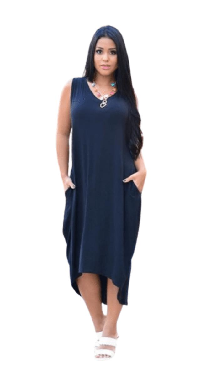 Vestido Feminino Mullet Plus Size extra Moda Verão Saruel Lindo