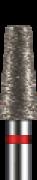 Broca Diamantada PM Precision - Fina - Cônica Topo Plano - PM717F-N