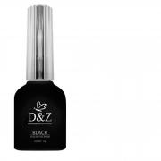 Esmalte em Gel D&Z 12g - Soak Off Gel Polish - Preto