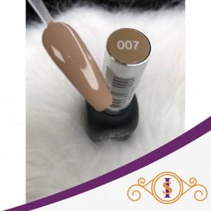 Esmalte em Gel D&Z 12ml - Soak Off Gel Polish - Cor 007