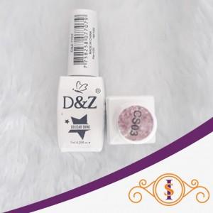 Esmalte em Gel D&Z 7ml - Soak Off Gel Polish - CS03