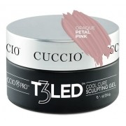 Gel - T3 Controlled Led/Uv 28g - Opaque Petal Pink