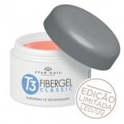 Gel - T3 Fibergel Classic Uv - Brazilian Lirio - 28g