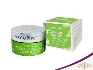 Gel  T3 Self Leveling Led/Uv - Calcium - 7g