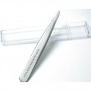 Pinça de Sobrancelha Staleks - Série Expert 10 - angulo estreita - TE-10-4