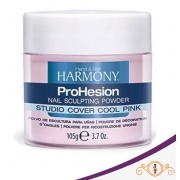 Pó Acrílico Harmony Prohesion - Studio Cover Cool Pink - 105g