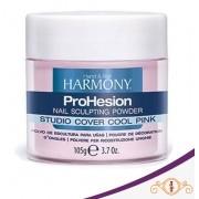Pó Acrílico Harmony Prohesion - Studio Cover Cool Pink - 105g