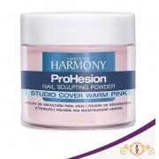 Pó Acrílico Harmony Prohesion - Studio Cover Warm Pink - 105g