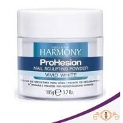 Pó Acrílico Harmony Prohesion - Vivid White - 105g