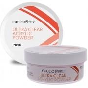 Pó Acrílico Powder Ultra Clear - Clear 45g - Pink