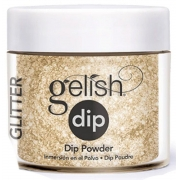 Pó Colorido Dipping Powder - All That Glitters Is Gold (Glitter) 23g