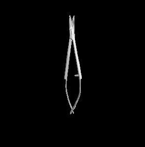 Tesoura para Design de Sobrancelhas - Staleks - Série Expert 90 - Profissional - Micro - SE-90-2