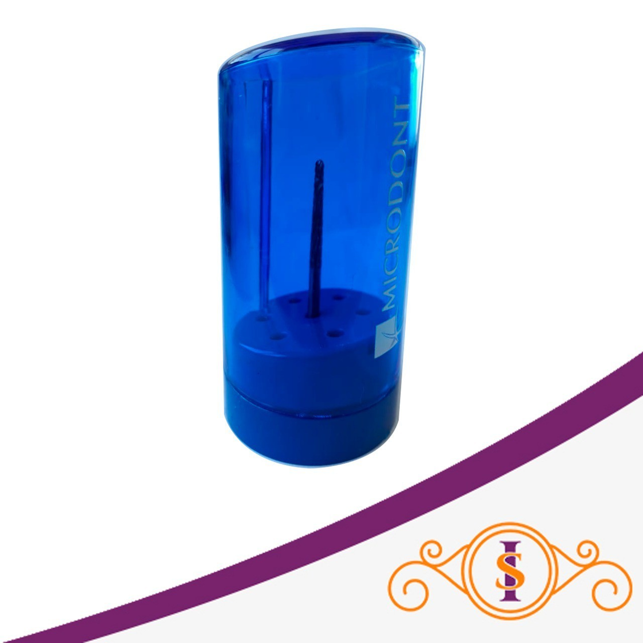 Broca de Tungstênio 23G023 - Acompanha Broqueiro - Microdont