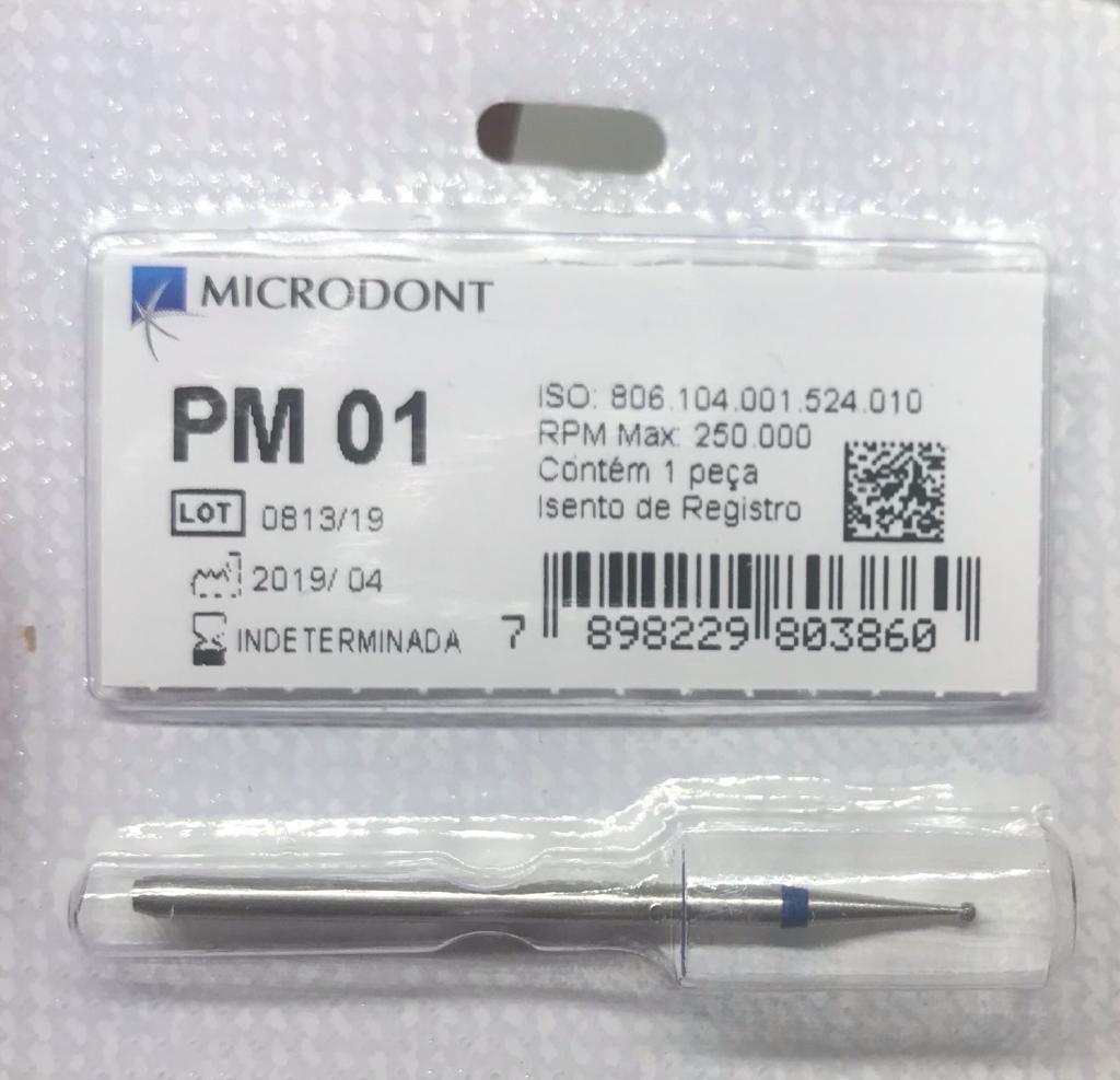Broca Diamantada PM 01