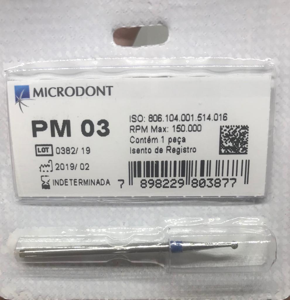 Broca Diamantada PM 3