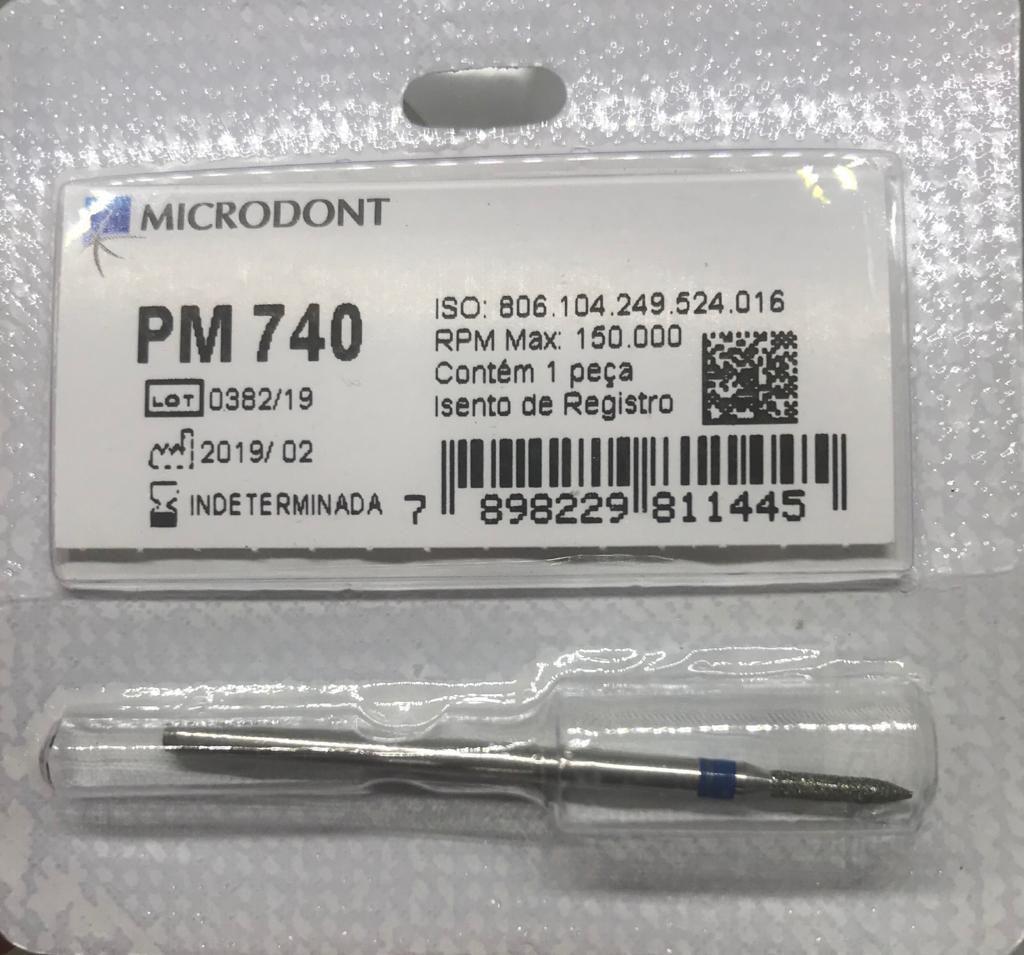 Broca Diamantada PM 740