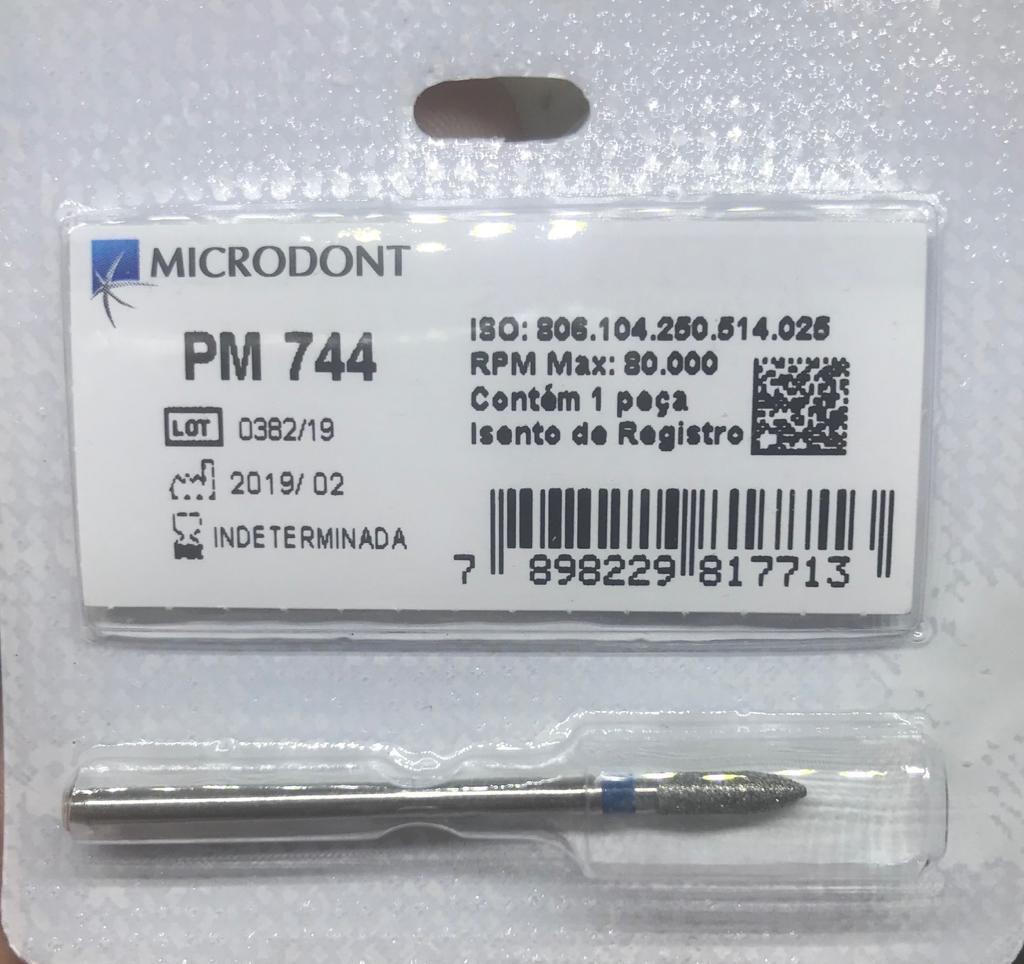 Broca Diamantada PM 744