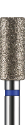 Broca Diamantada PM Precision - Média - Cilíndrica Topo Plano - PM85-N