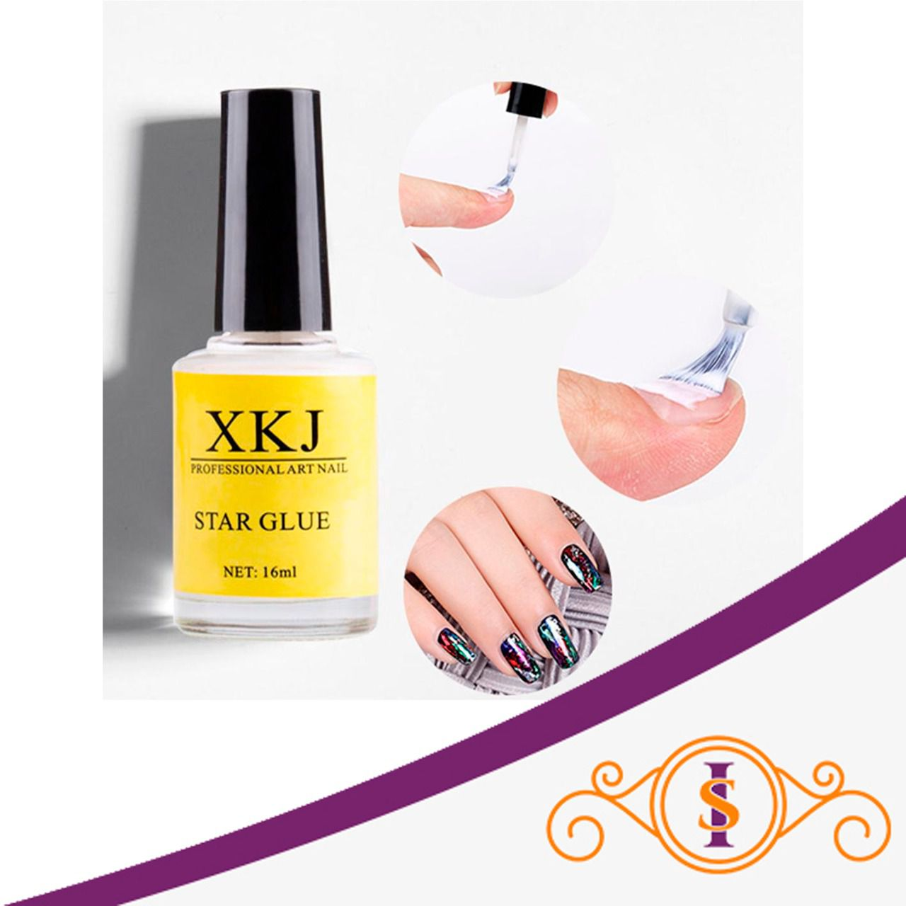 Cola para Foils XKJ Star Glue 16ml