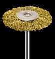 Escova de Limpeza PM - 22Mm - Aço Dourado - MSHC78C-N