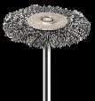 Escova de Limpeza PM - 22Mm - Aço Prateado - MSHD78C-N