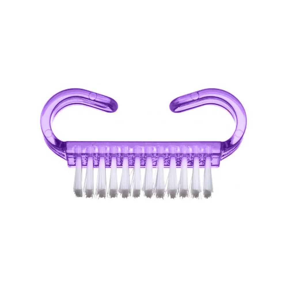 Escovinha De Unha Para Limpeza - Cores Variadas
