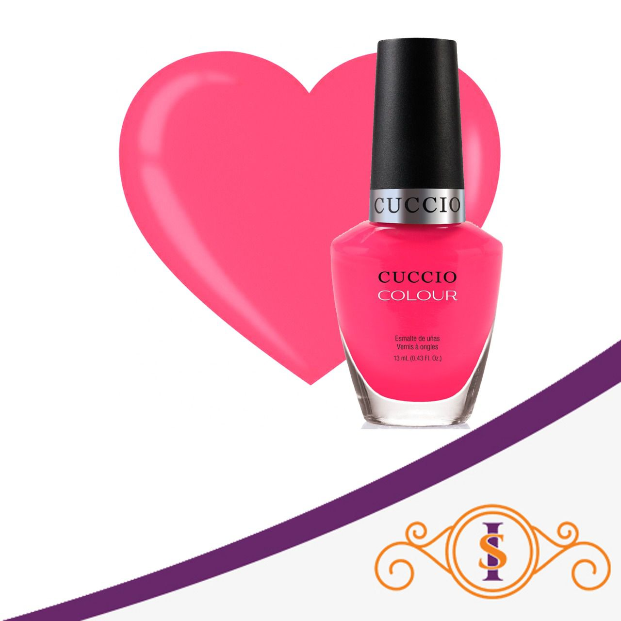 Esmalte Colour - She Rocks - 13ml