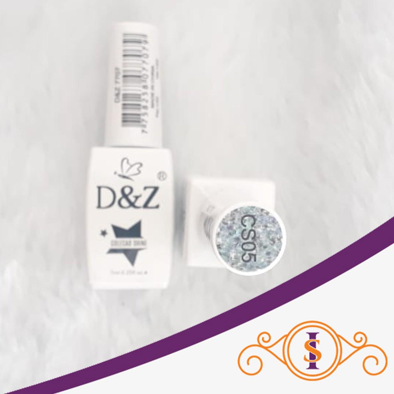 Esmalte em Gel D&Z 7ml - Soak Off Gel Polish - CS05