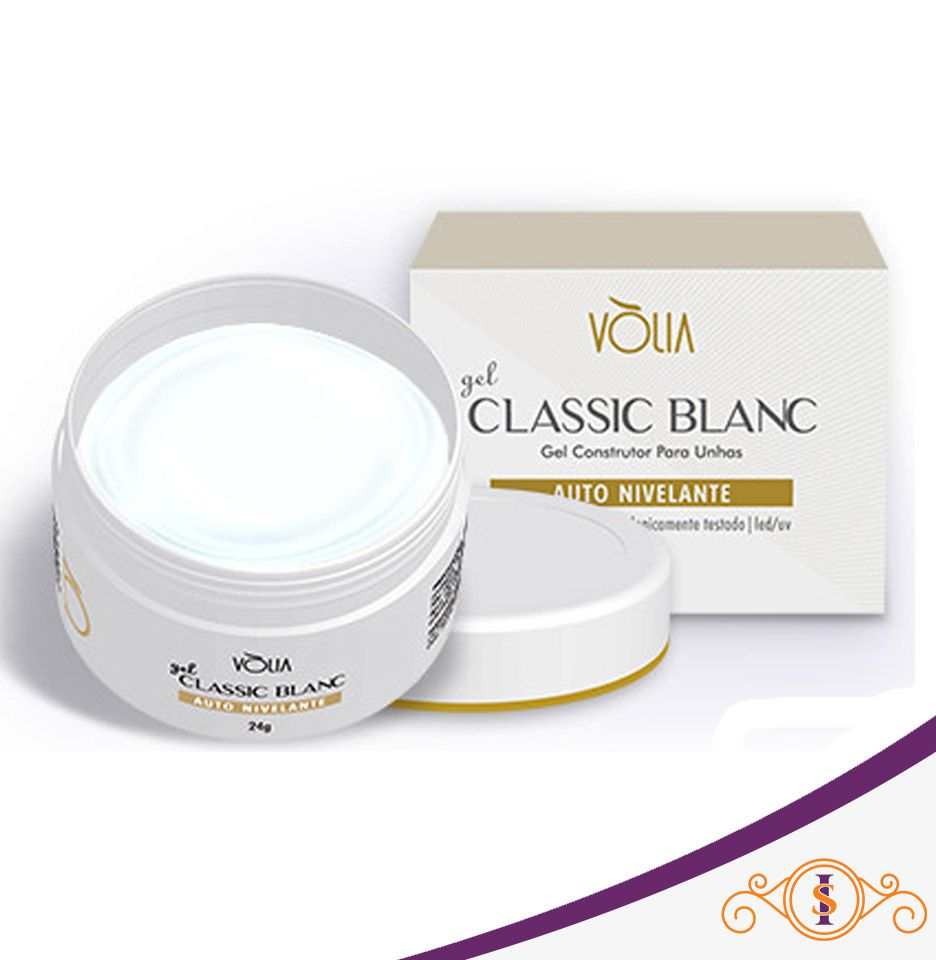 Gel Classic Blanc Vòlia - 24g