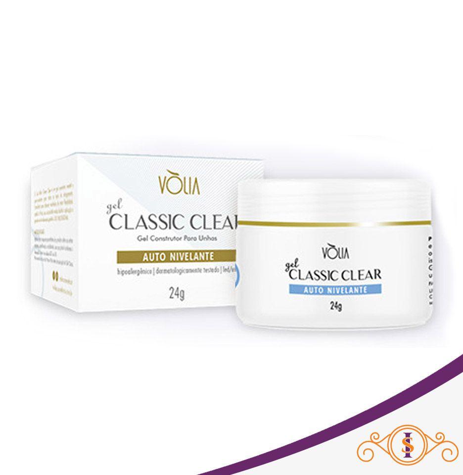Gel Classic Clear - 24g