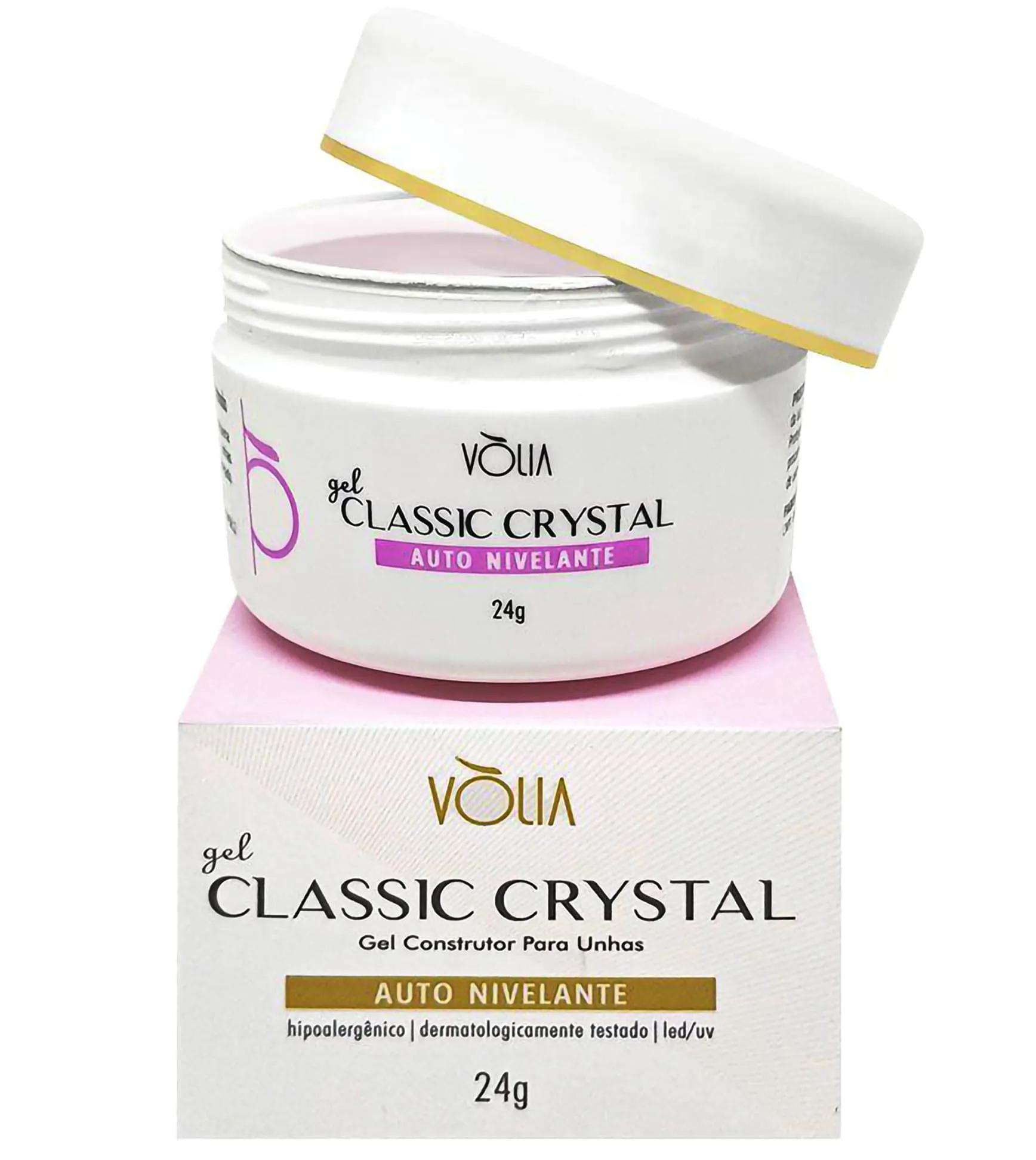 Gel Classic Crystal Vòlia 24gr