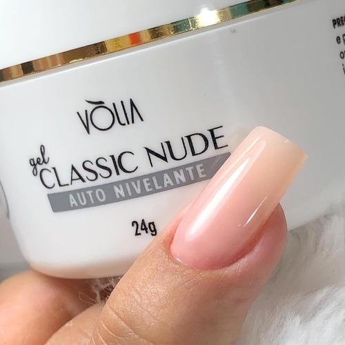 Gel Classic Nude Gel 24g