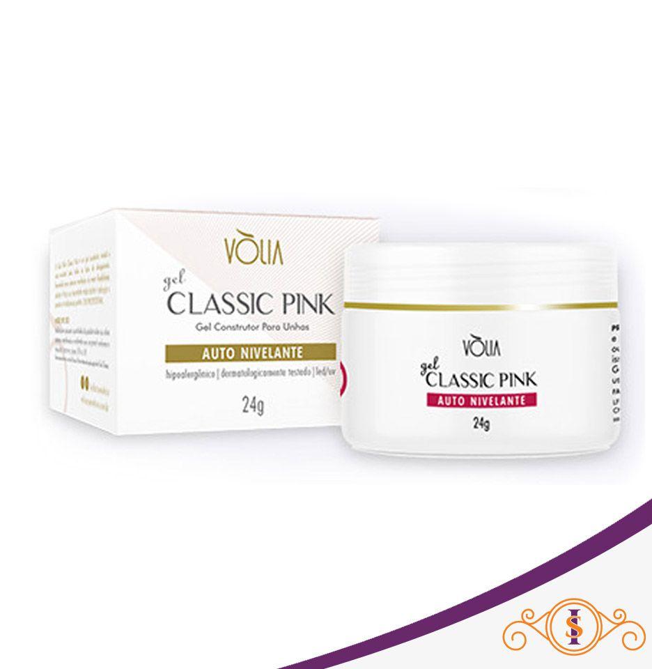 Gel Classic Pink - 24g