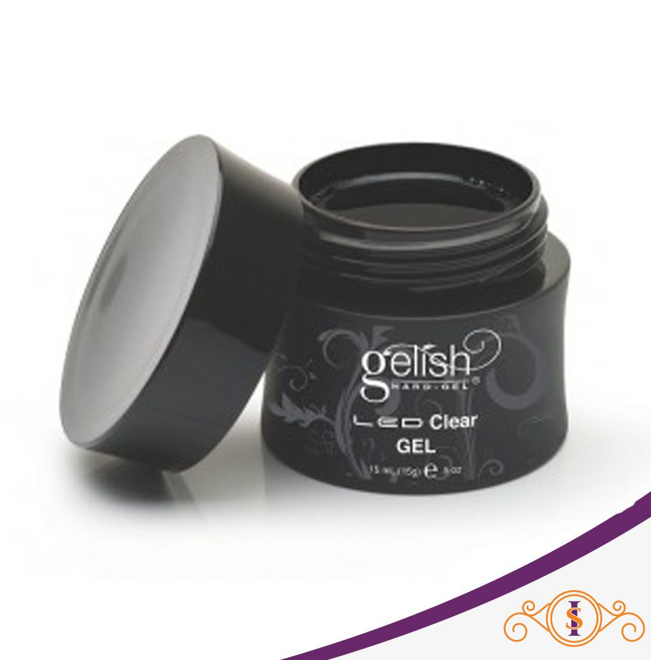 Gel Gelish Hard Clear - 15g