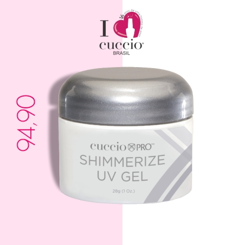 Gel - Shimmerize Uv 28G - Clear