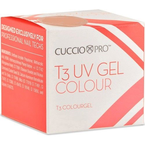 Gel - T3  UV  Colour- Opaque Nude - 56g