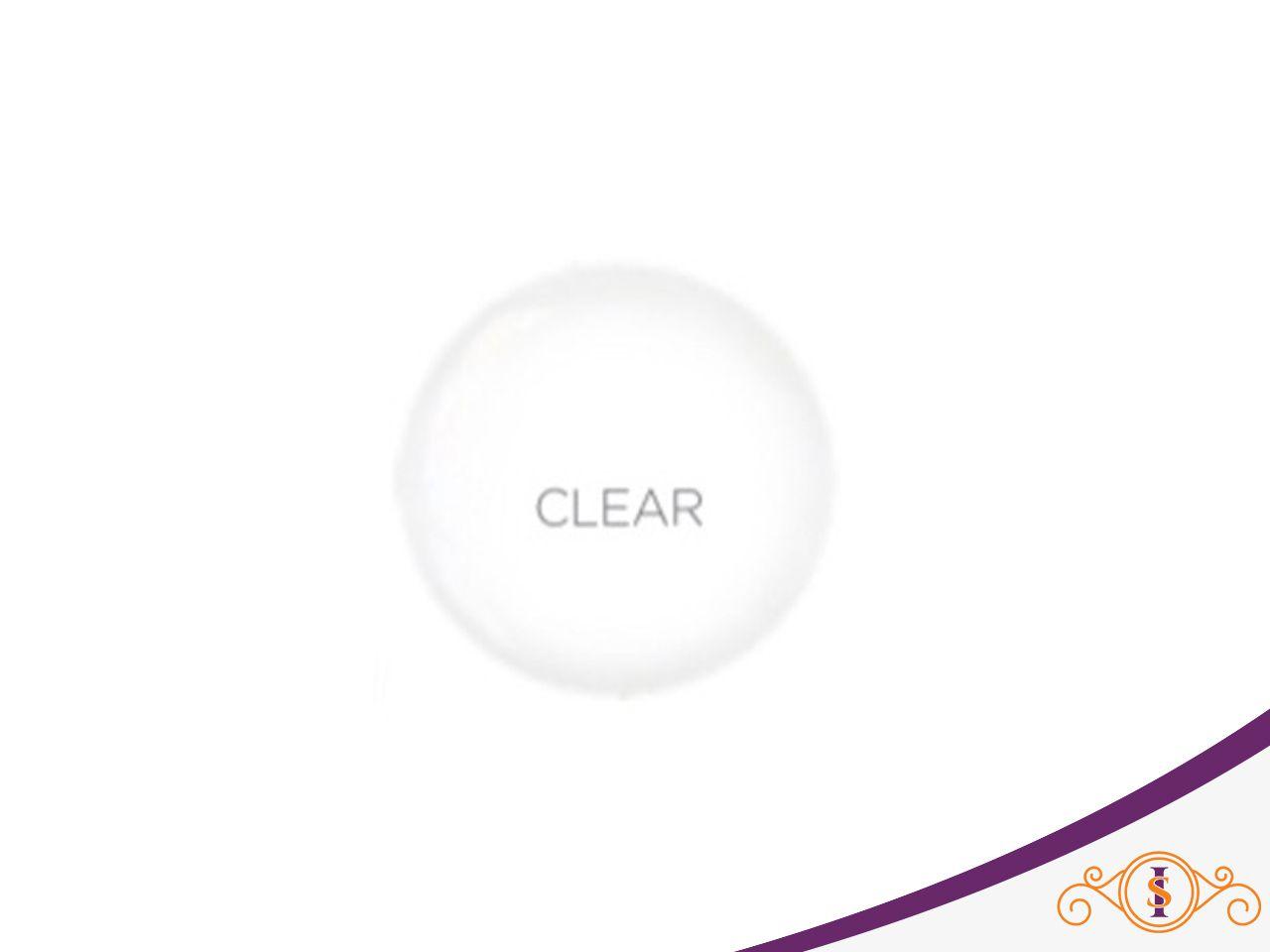 Gel - T3 Controlled Led/Uv 28g - Clear