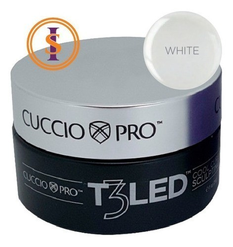 Gel - T3 Controlled Led/Uv 28g - White