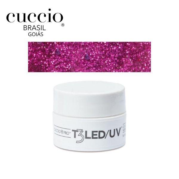 Gel - T3 Sparkle Led/Uv 7G - It´S Pink