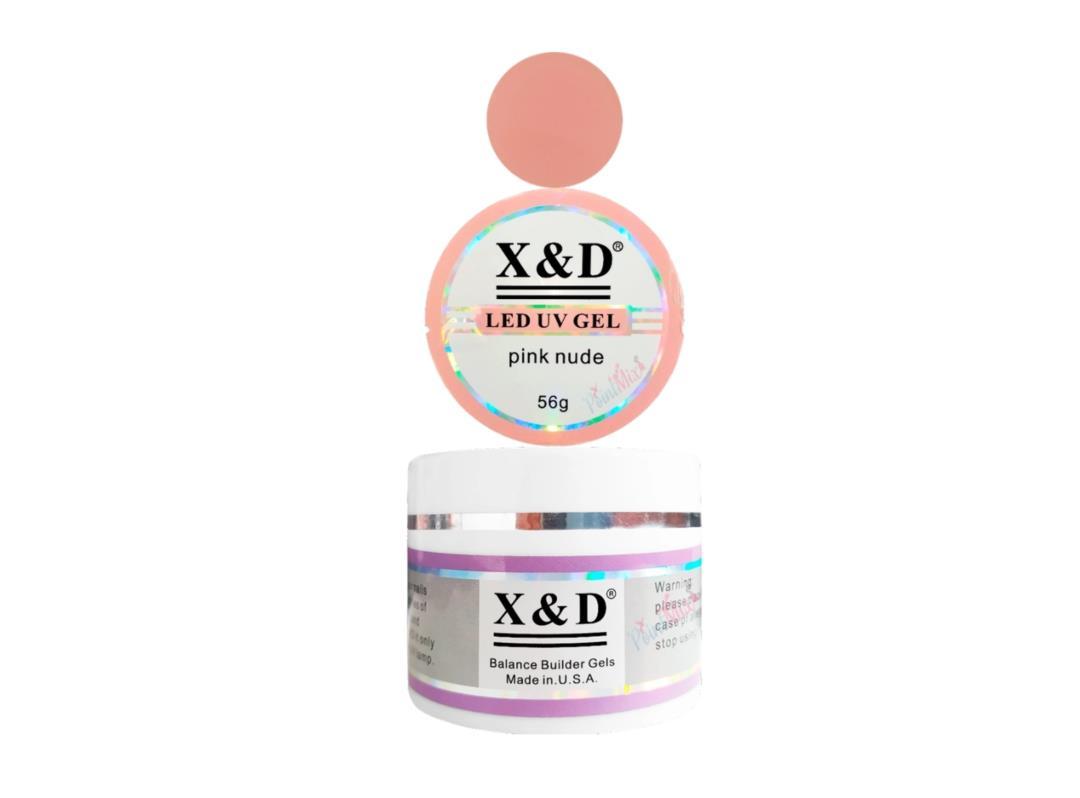 Gel X&D Pink Nude 56g