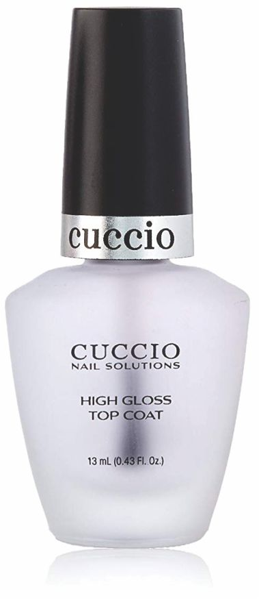 High Gloss Top Coat - 13mL