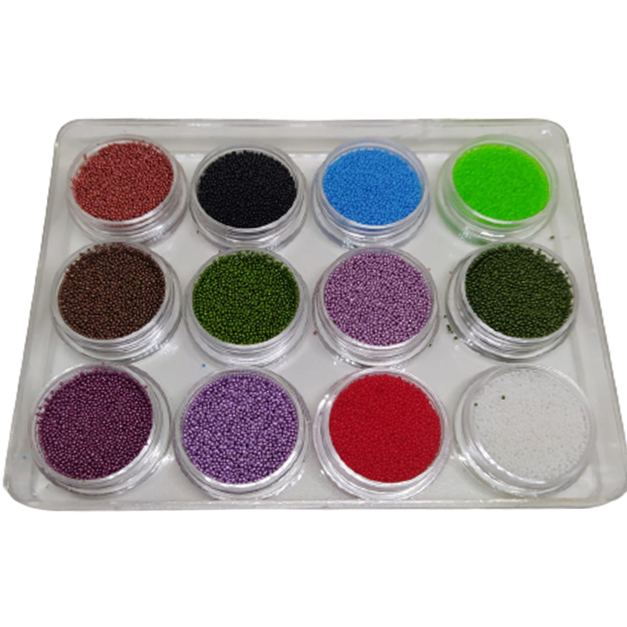 Kit Caviar com 12 cores