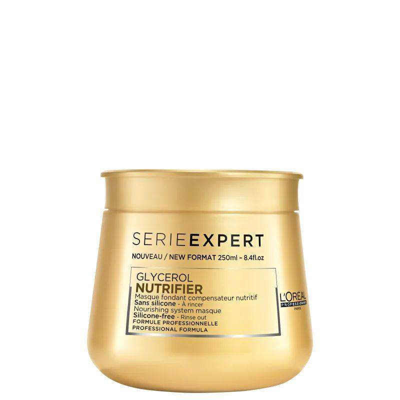 L'Oréal Professionnel Serie Expert Nutrifier- Máscara Capilar 250ml
