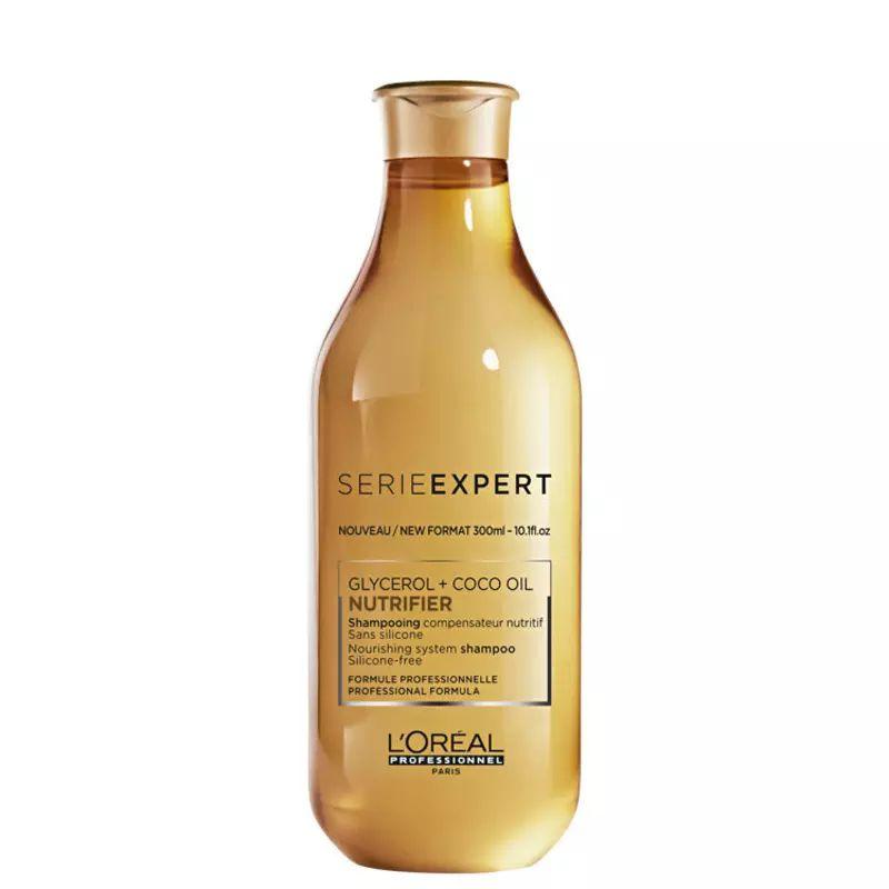 L'Oréal Professionnel Serie Expert Nutrifier- Shampoo 300ml